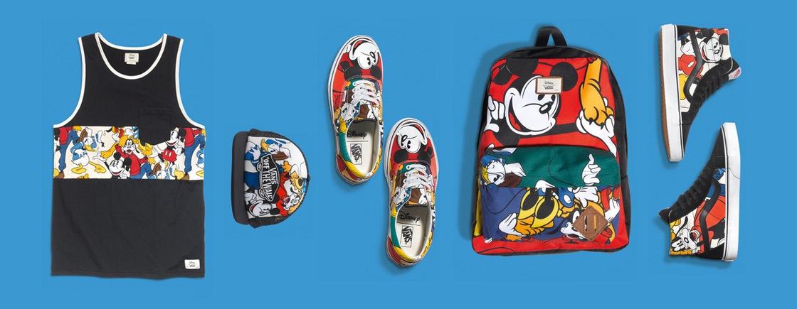 Mes Vans Disney