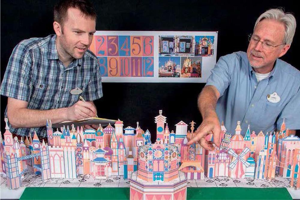 Annonce 2015 travaux Disneyland paris