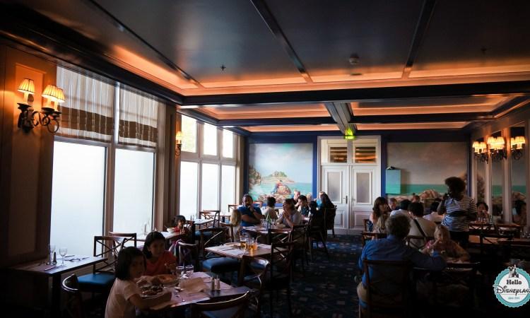 Cape Cod - Buffet Disneyland Paris - Newport Bay Club