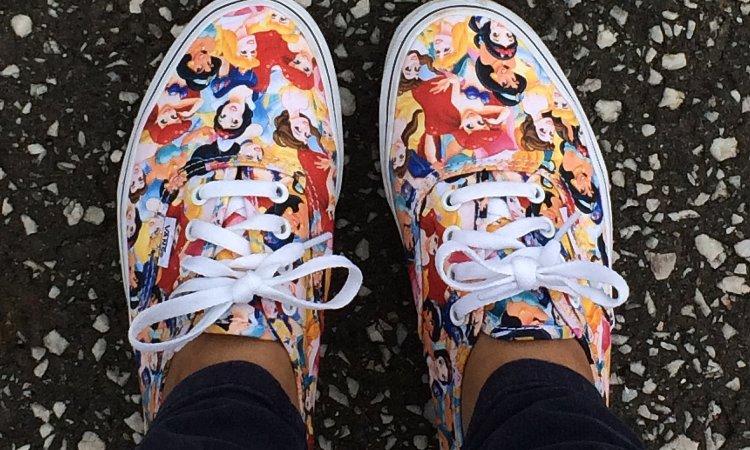 Vans Disney Princesses