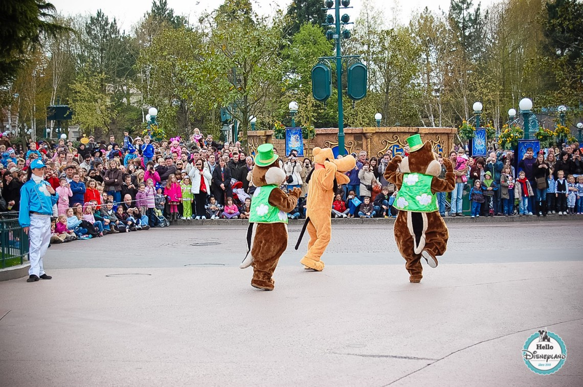 Disney Once Upon a Dream Parade - Disneyland Paris -1
