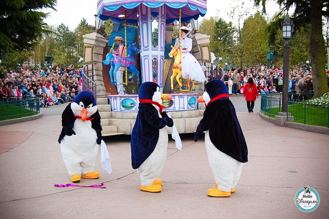 Disney Once Upon a Dream Parade - Disneyland Paris -15