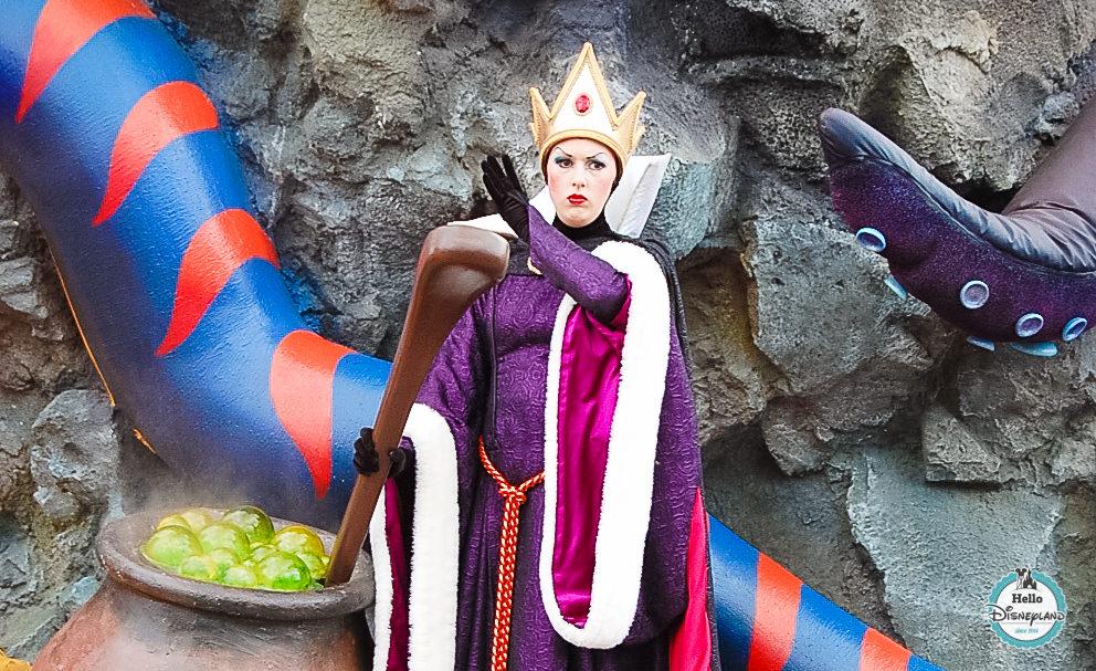 Disney Once Upon a Dream Parade - Disneyland Paris -19