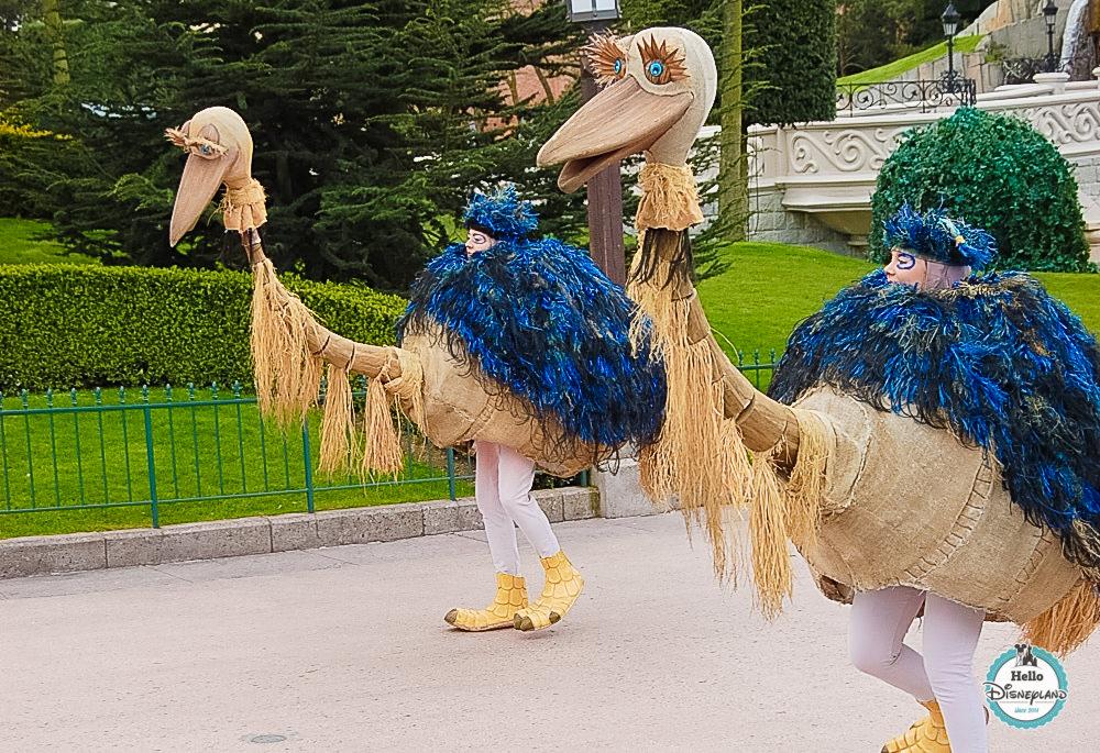 Disney Once Upon a Dream Parade - Disneyland Paris -23