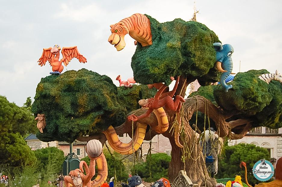 Disney Once Upon a Dream Parade - Disneyland Paris -31