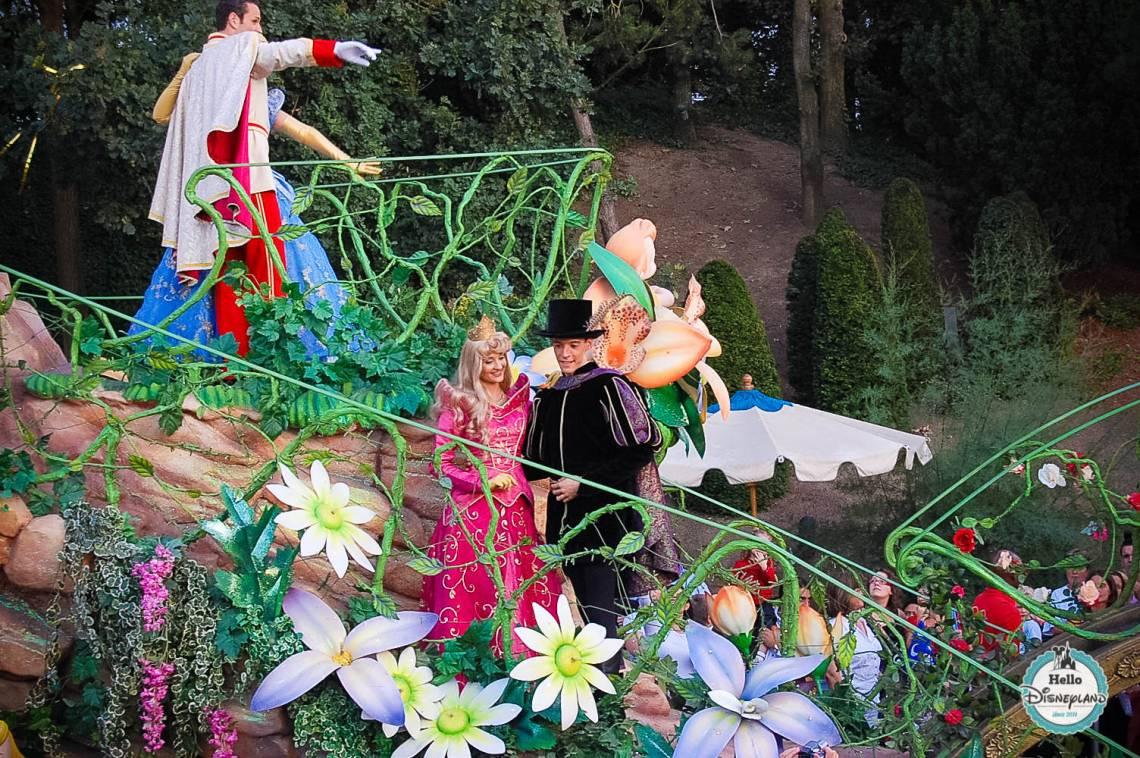 Disney Once Upon a Dream Parade - Disneyland Paris -38