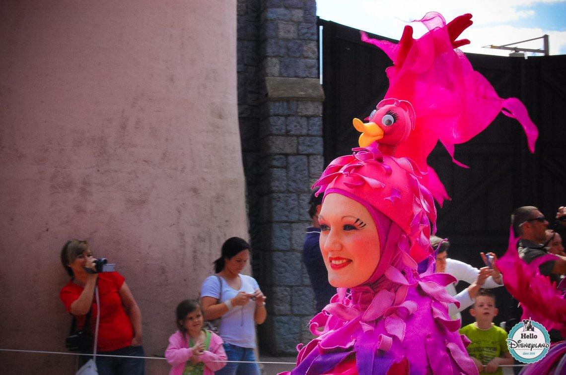 Disney Once Upon a Dream Parade - Disneyland Paris -50