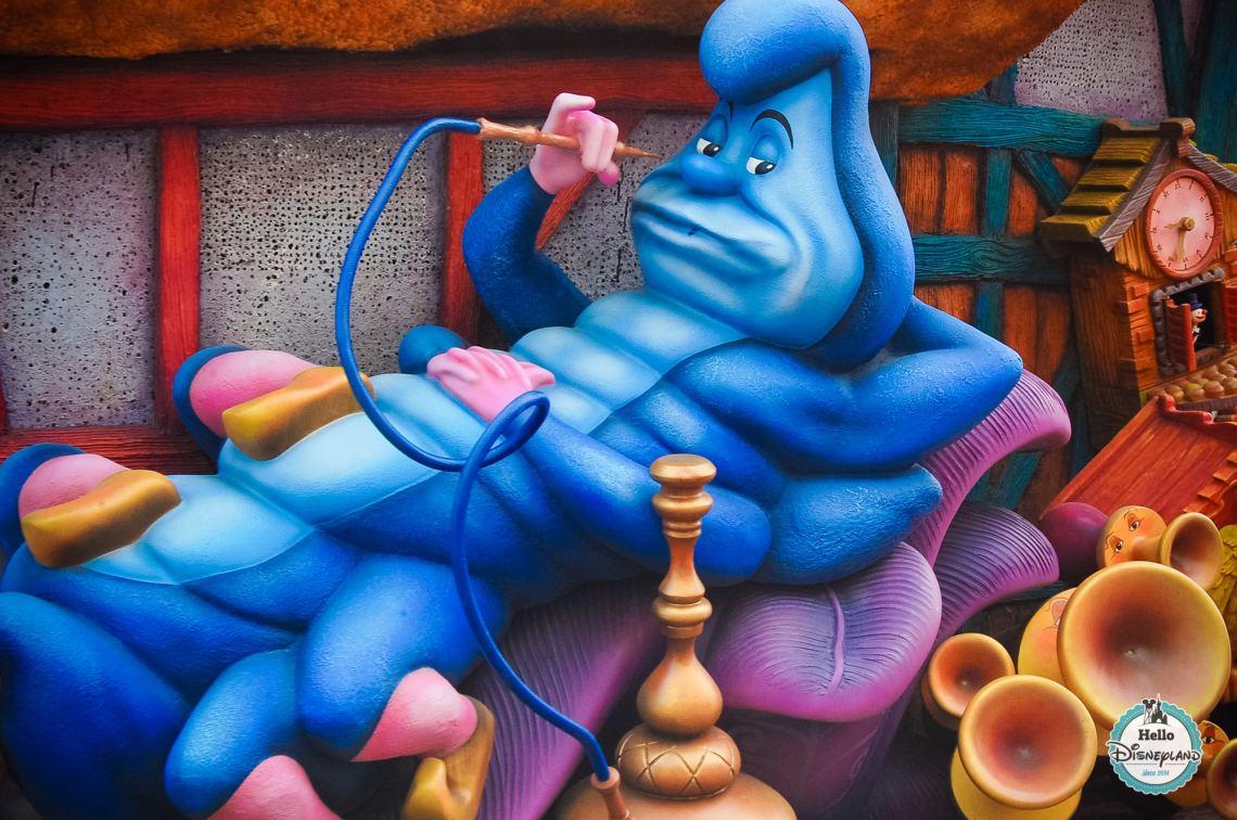 Disney Once Upon a Dream Parade - Disneyland Paris -59