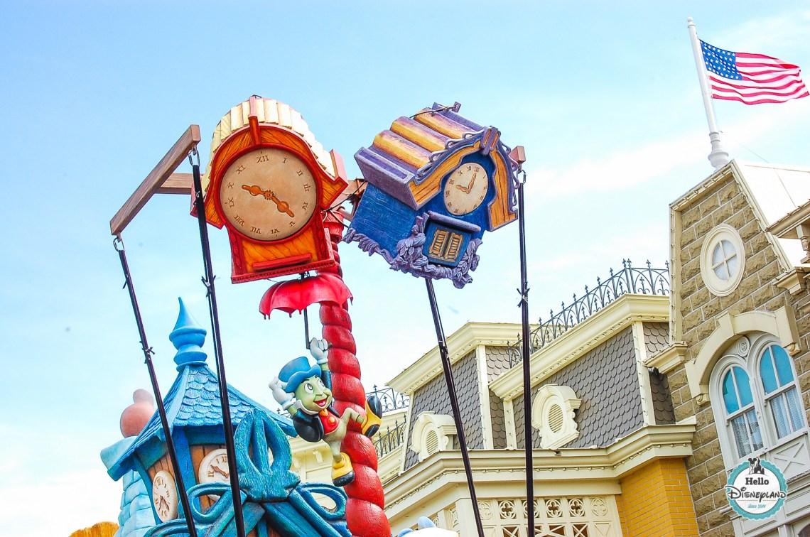 Disney Once Upon a Dream Parade - Disneyland Paris -61