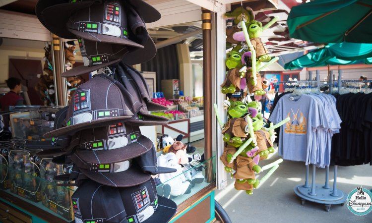 Star Trader - Boutique Star Wars - Disneyland Paris -1