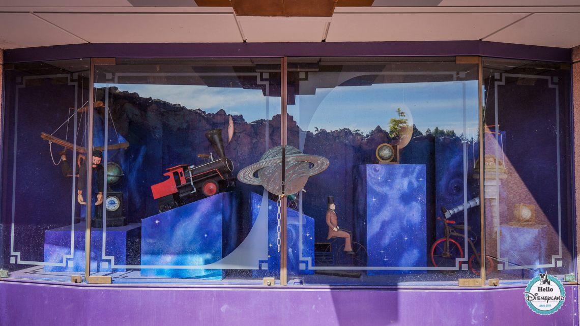 Les secrets de Disneyland Paris : Discoveryland