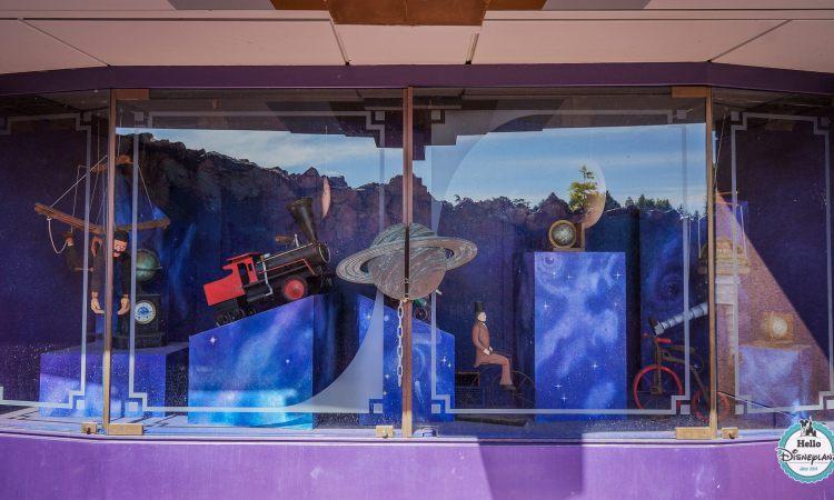 Constellations Boutique Buzz l'eclair Disneyland Paris