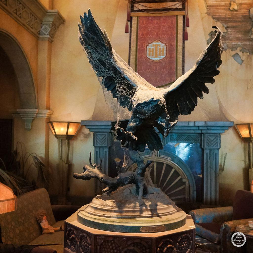 Fond d'écran Disneyland iPad tablette Tower of Terror