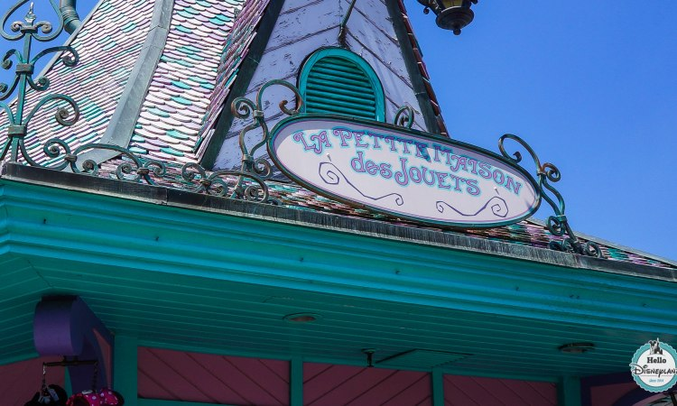 La Petite Maison des Jouets - Boutique Disneyland Paris