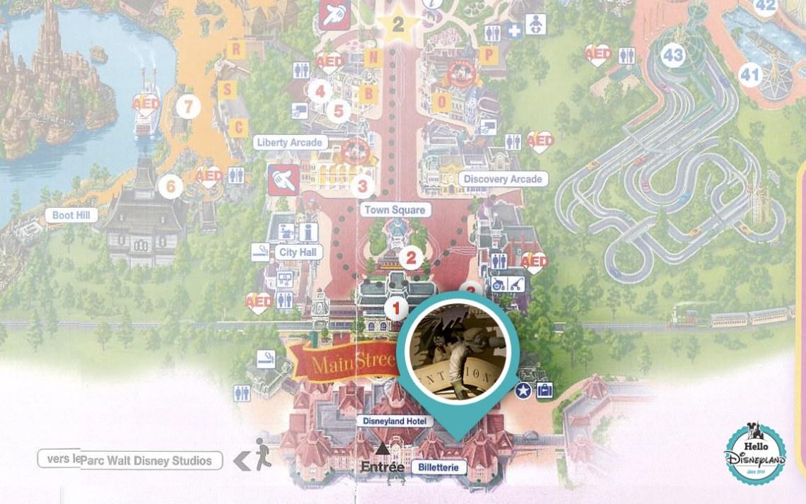 Inventions Disneyland Paris