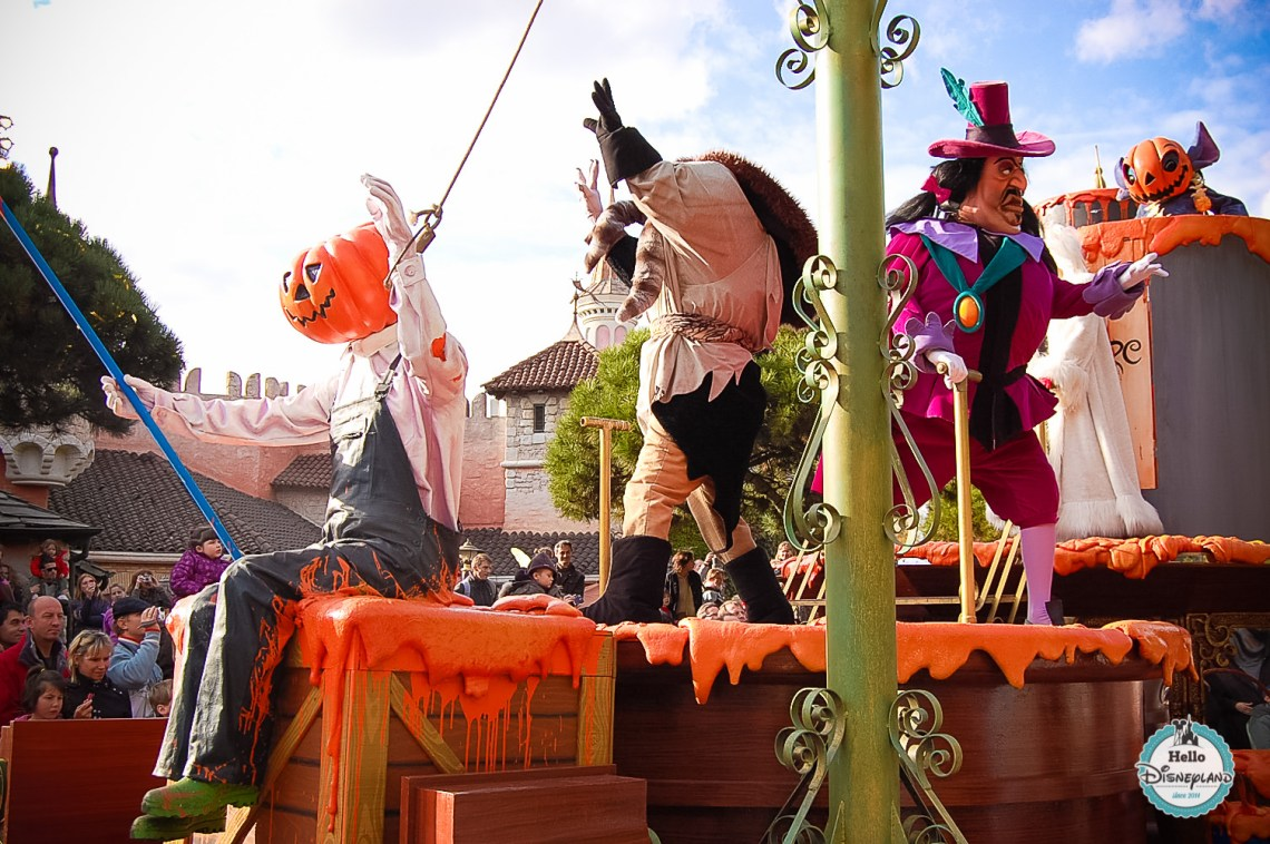 Halloween Archives - Disneyland Paris -50