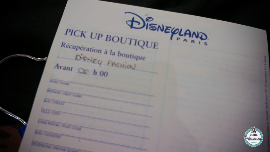Pick Up Boutique Disneyland Paris-1