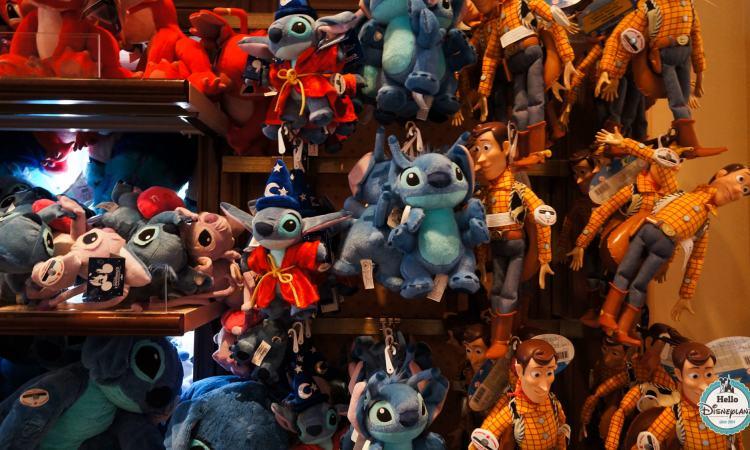 Plaza West Boutique Disneyland Paris-9