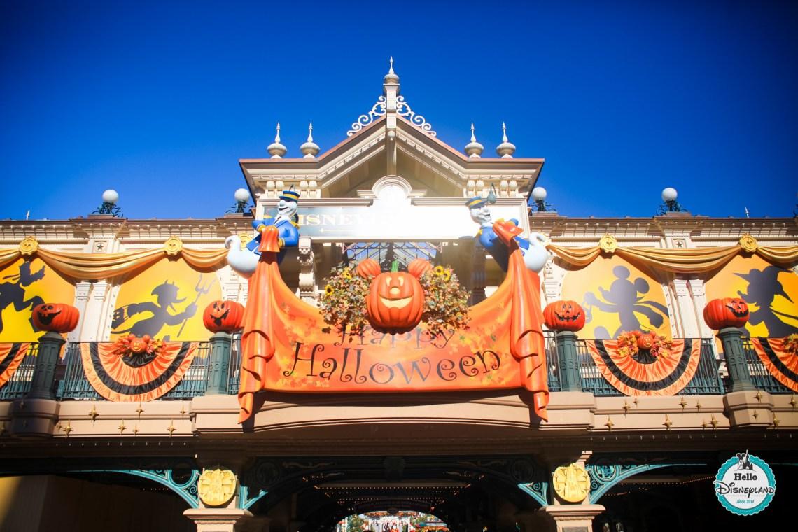 Festival Halloween 2015 - Disneyland Paris-1