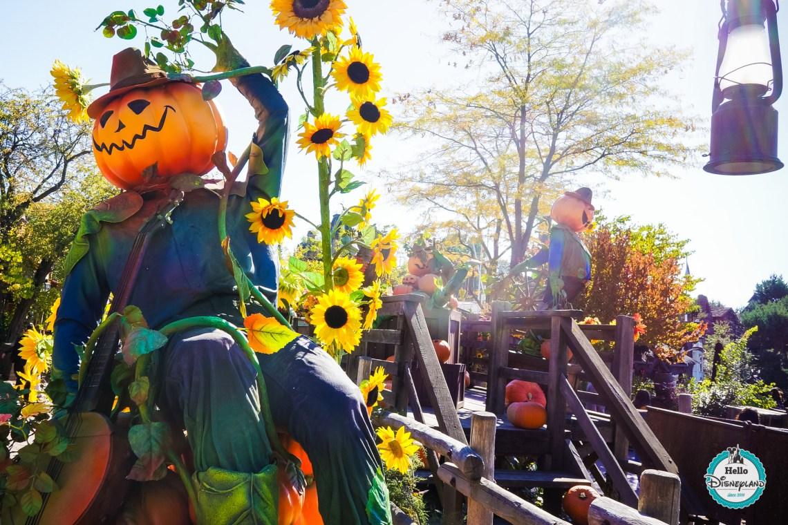 Festival Halloween 2015 - Disneyland Paris-