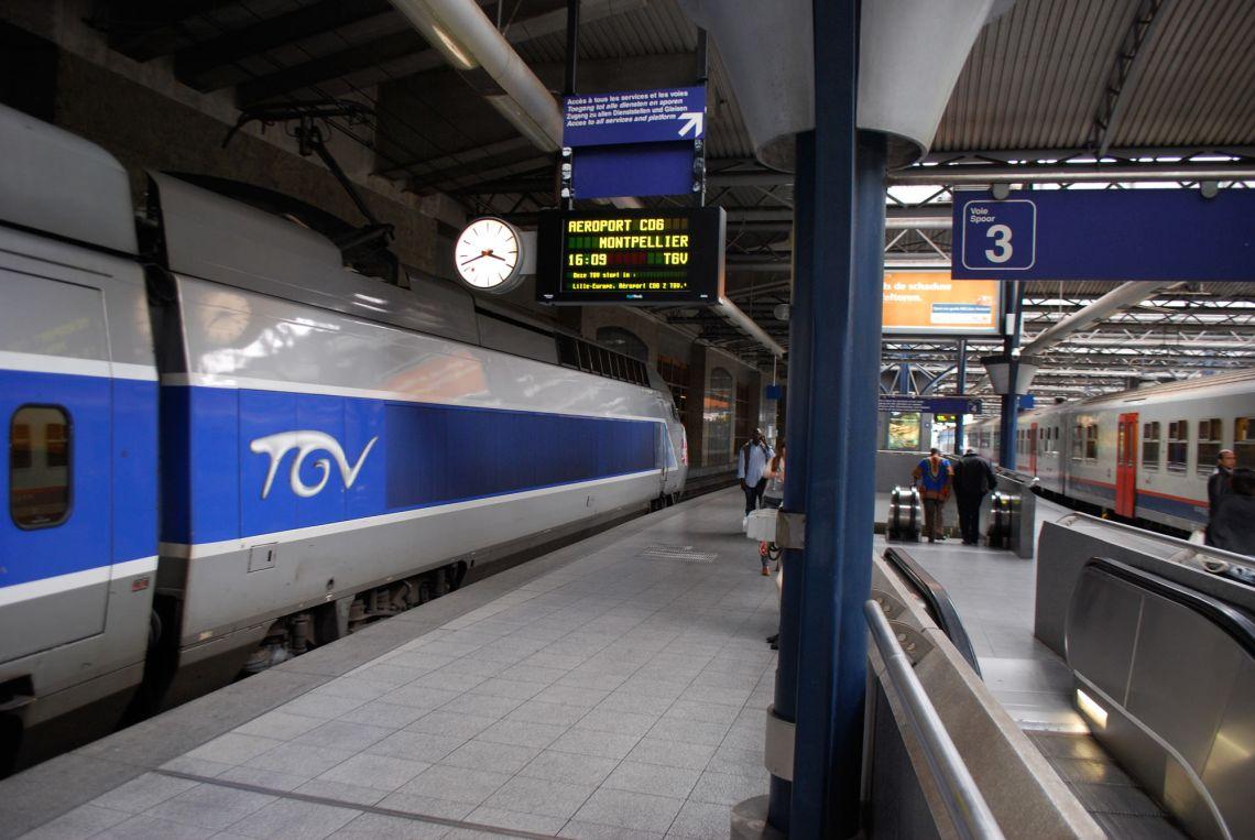 Rejoindre Disneyland Paris depuis Roissy en TGV