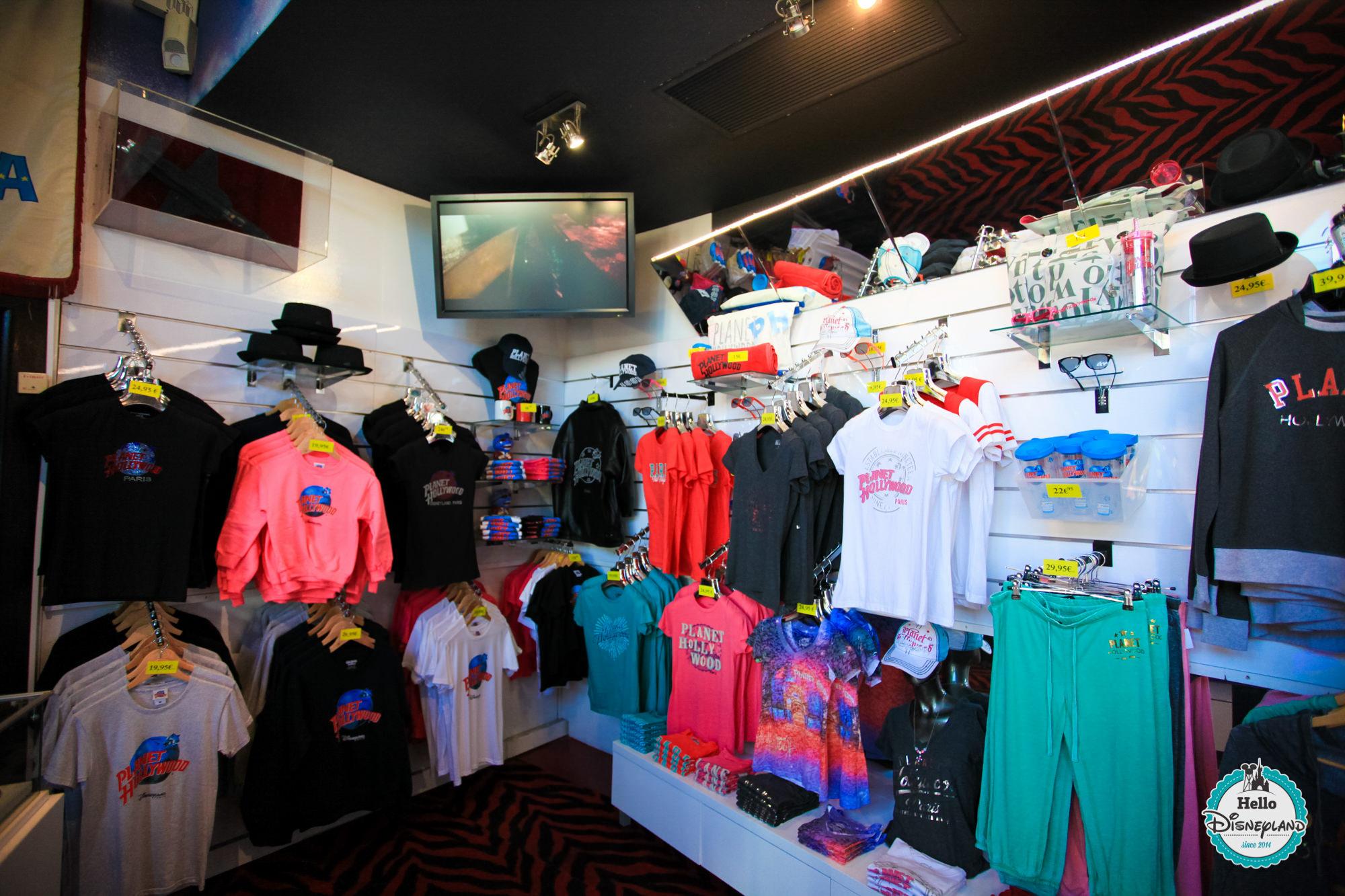 Hello Disneyland  Le blog n1 sur Disneyland Paris  Planet Hollywood Boutique