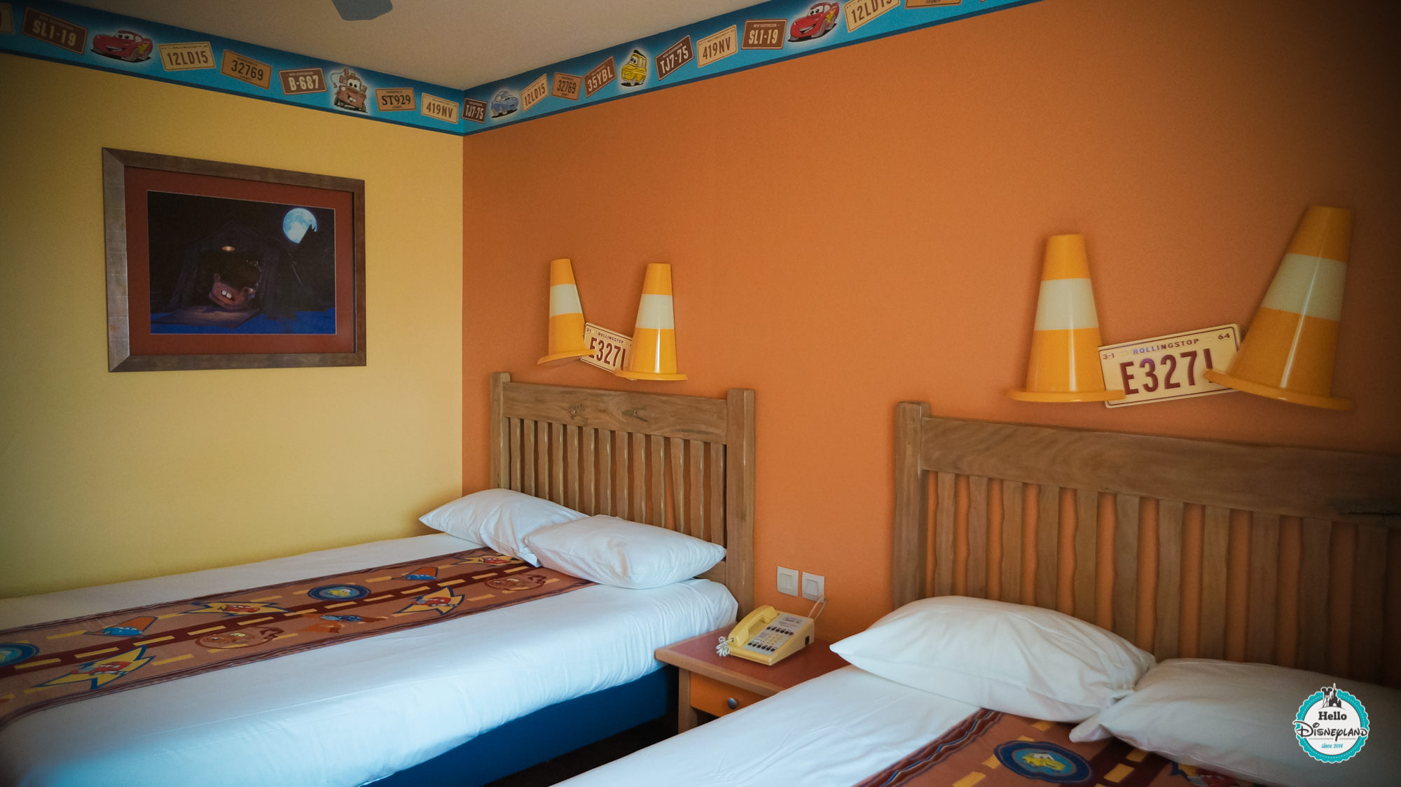 Disney S Hotel Santa Fe Hello Disneyland