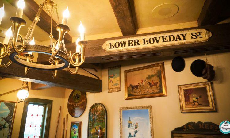 Toad Hall Restaurant - Disneyland Paris