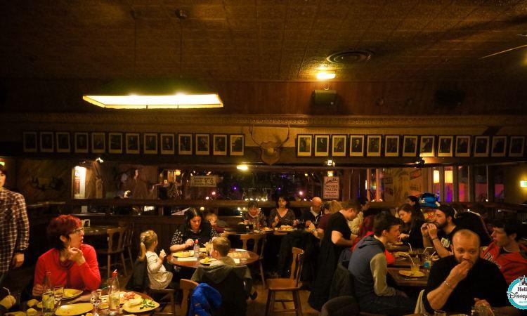 La Grange Buffet Disney Village - Disneyland Paris
