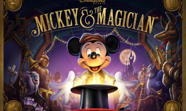 Mickey and the Magician - Mickey et le Magicien