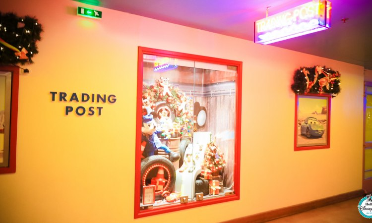 Trading Post - Boutique Santa Fe - Disneyland Paris