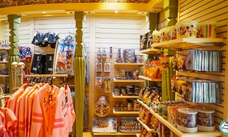 Trading Post - Boutique Santa Fe - Disneyland Paris