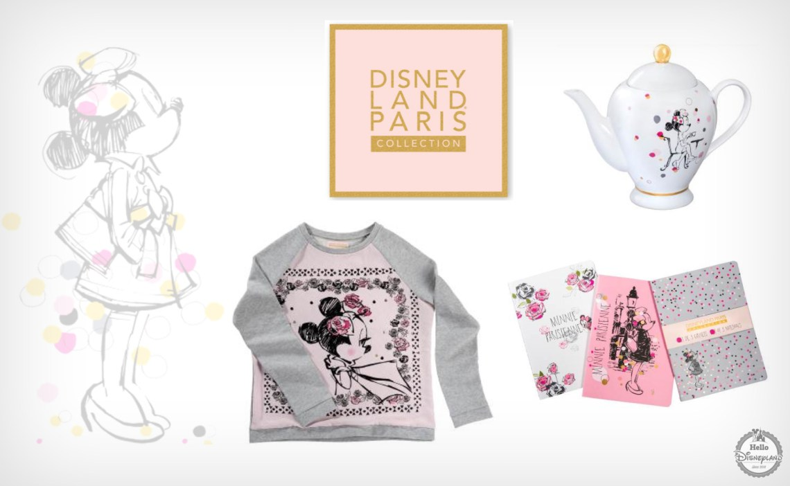 Minnie parisienne disneyland paris fashion style