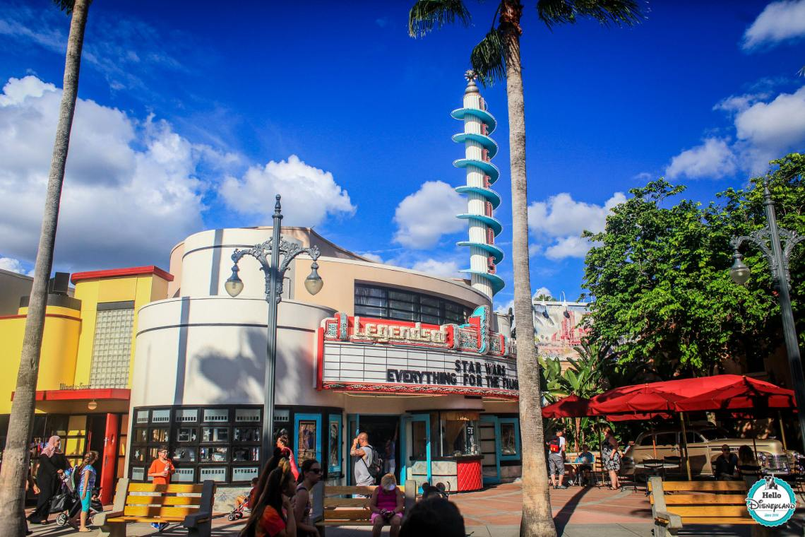 Disney Hollywood Studios - Walt Disney World