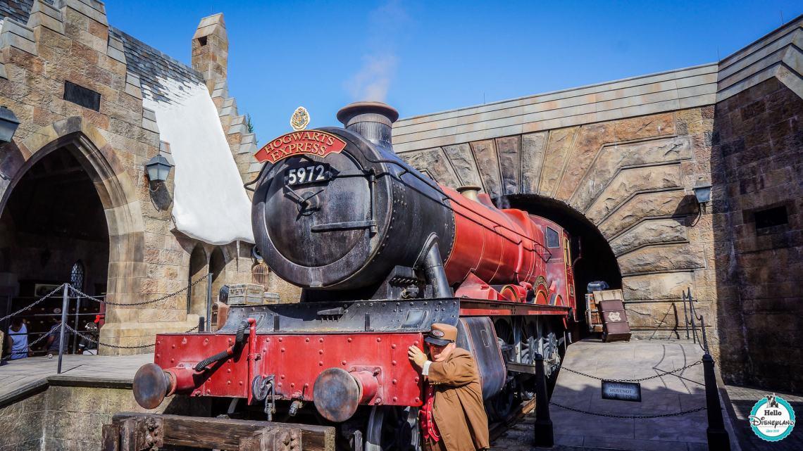 Universal Orlando Resort - Hogwarts Express Harry Potter