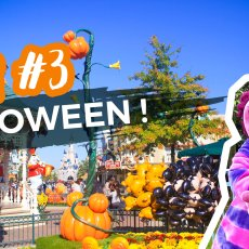 Vlog Halloween Disneyland PAris