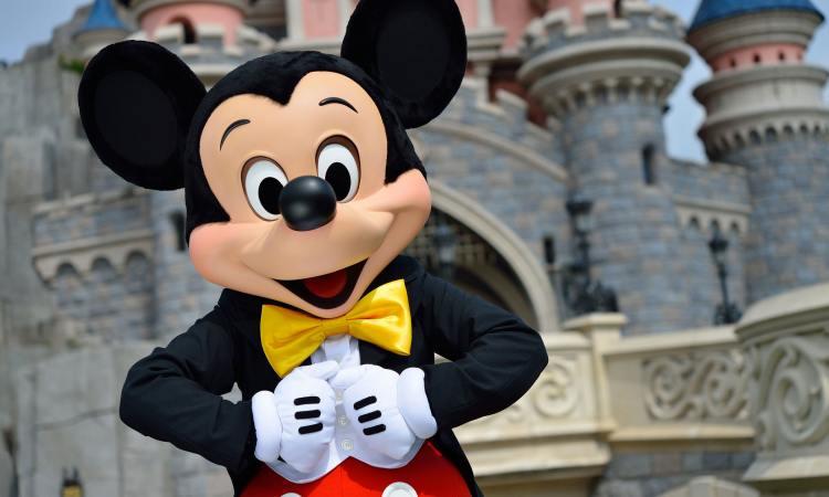 Joyeux anniversaire Mickey Disneyland Paris