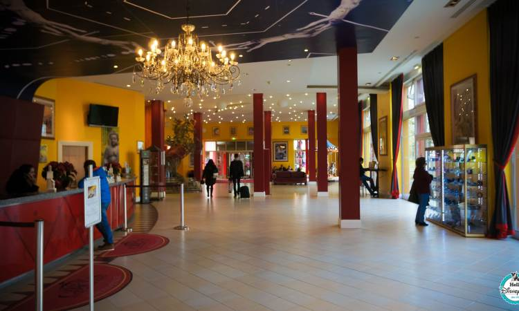 Magic Circus Hotel avis - Disneyland Paris