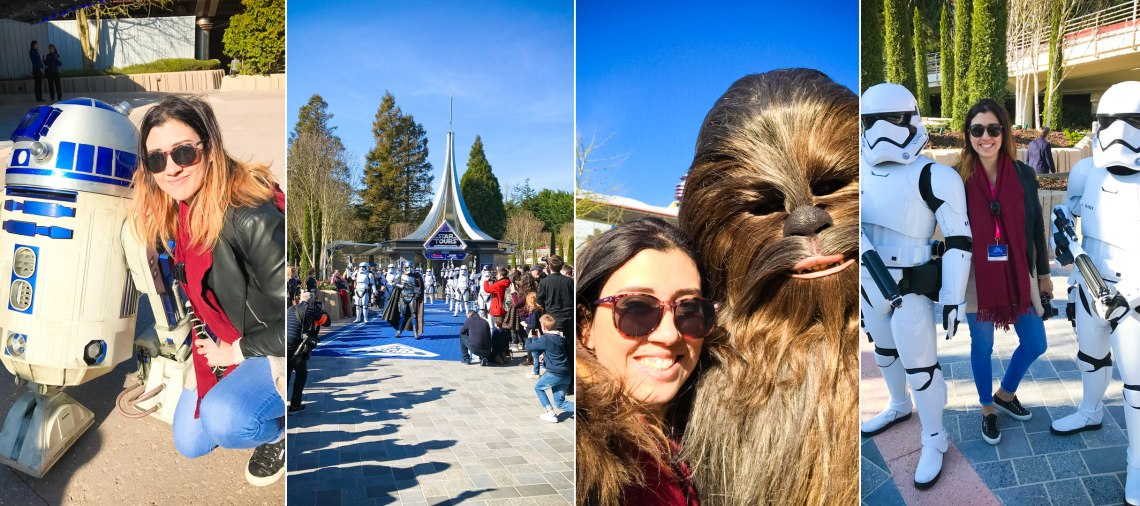 Inauguration Star Tours l'aventure continue