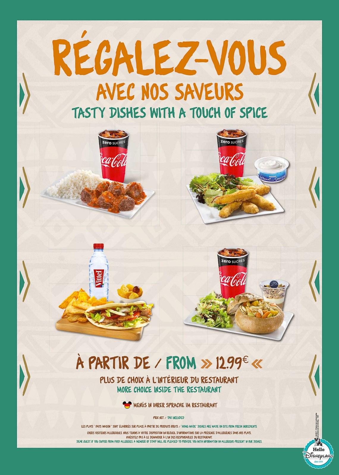 Disneyland-Paris-Restaurant-Menus-2017-Hakuna-Matata-1