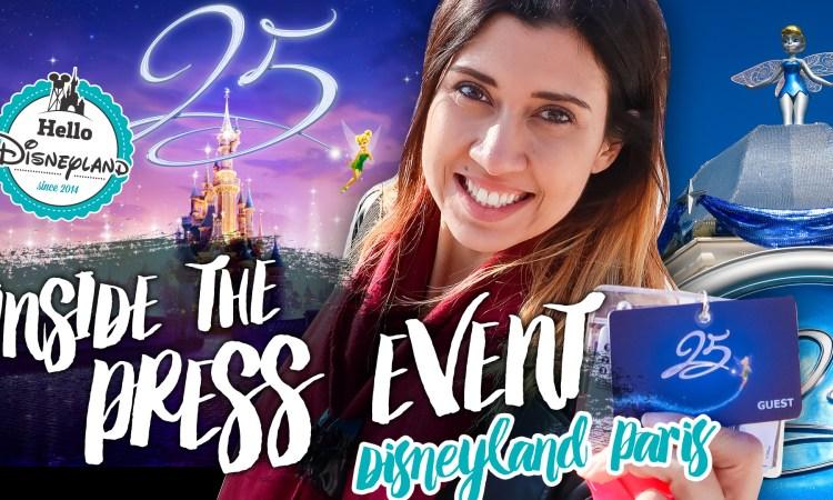 press Event vlog