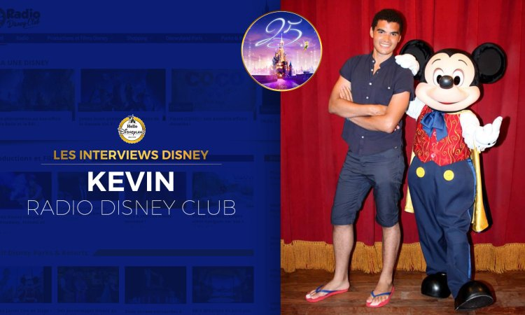 Interview Disney Radio Disney Club / Hello Disneyland