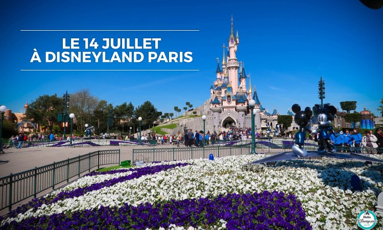 14-juillet-Disneyland-Paris