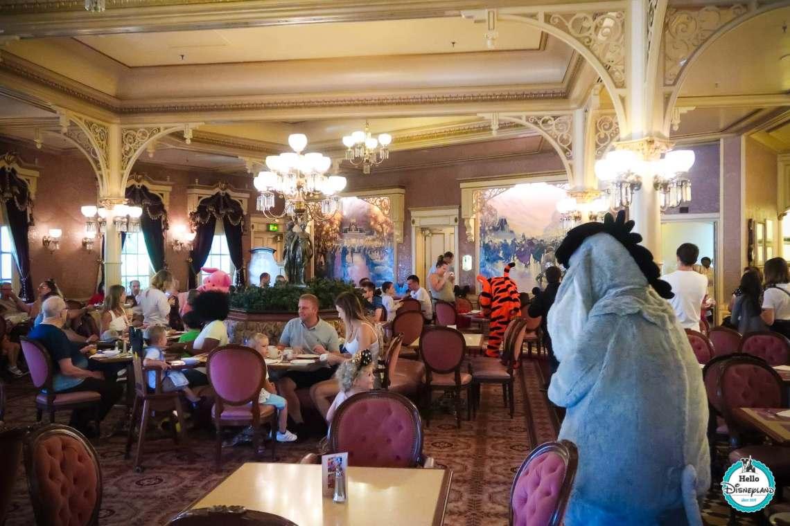 Tour De Magie Restaurant