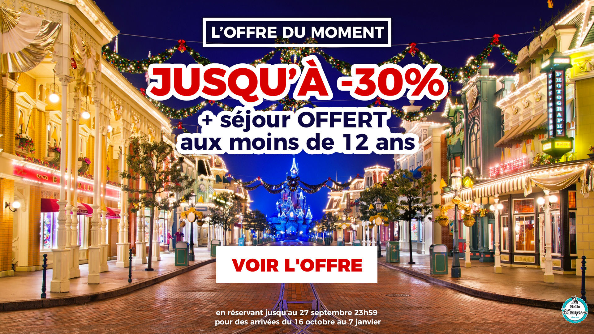offres disneyland noel 2018 Hello Disneyland : Le blog n°1 sur Disneyland Paris | Promo  offres disneyland noel 2018