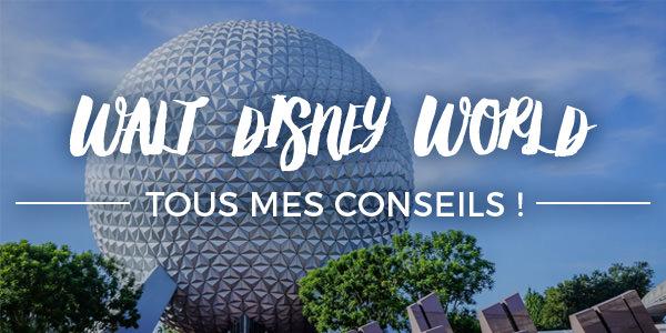 Conseils Walt Disney World