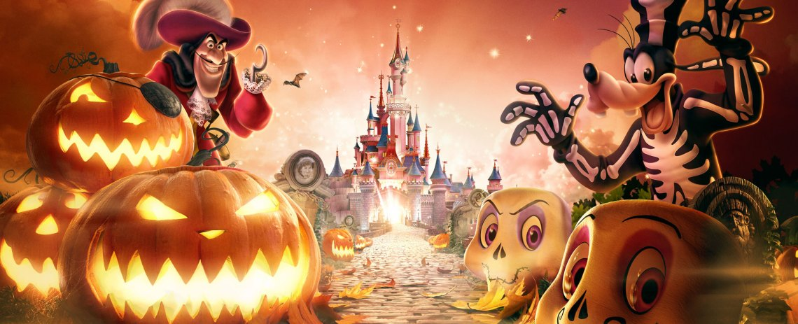 Halloween 2017 à Disneyland Paris
