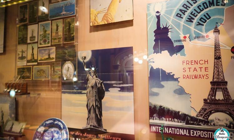 Liberty Arcade - Disneyland Paris