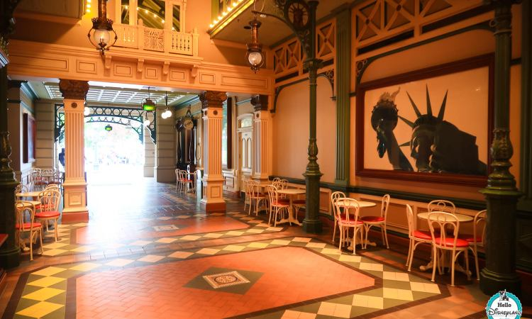 Liberty Arcade - Disneyland Paris