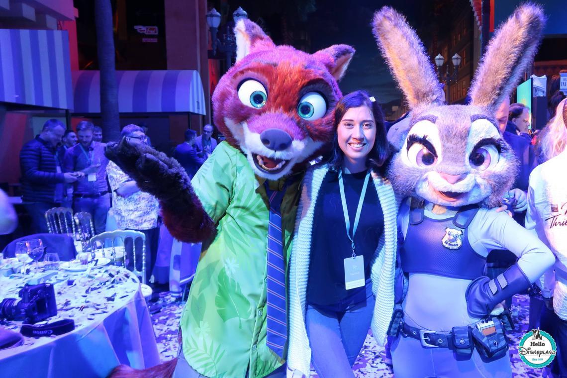 Disney Fandaze - Zootopie selfie